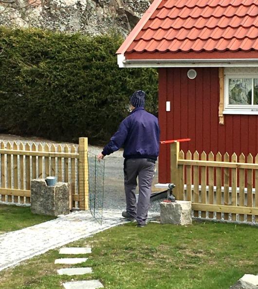 Jan Egil lager porten